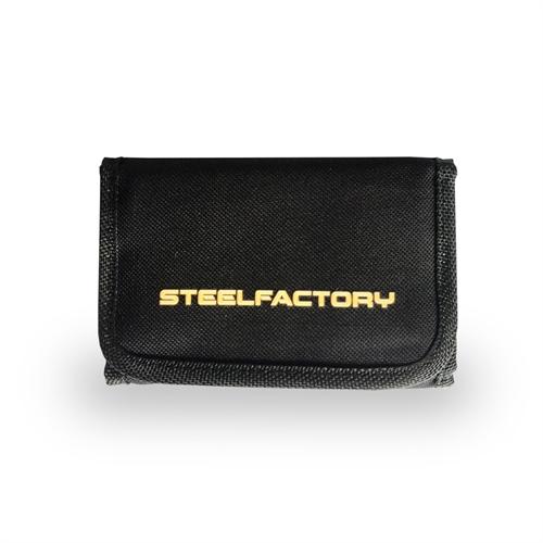 U.D.O. - Steelfactory, Geldbeutel