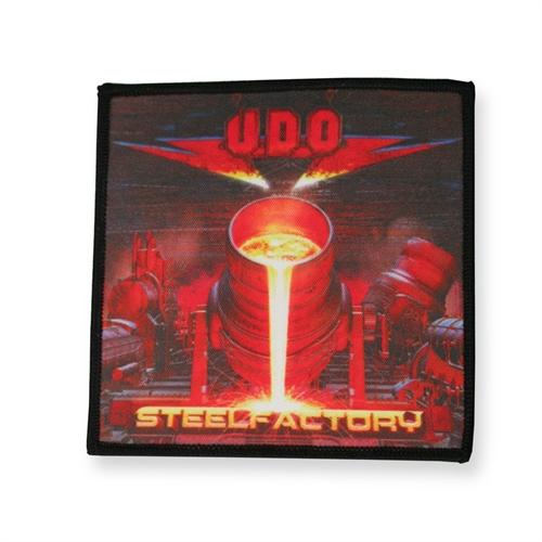 U.D.O. - Steelfactory, Aufnäher