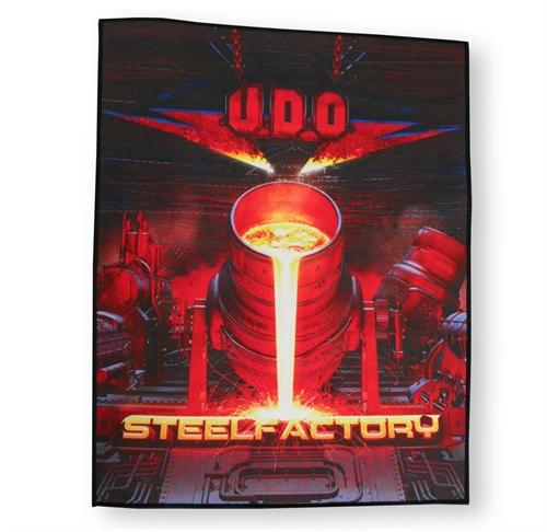 U.D.O. - Steelfactory, Rückenaufnäher