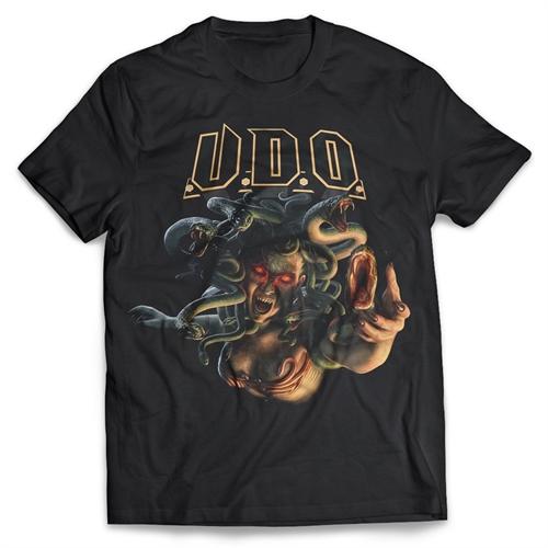 U.D.O. - Medusa, T-Shirt