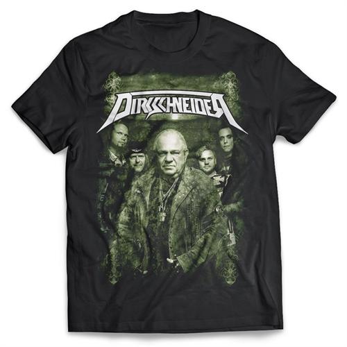 Dirkschneider - Group, T-Shirt