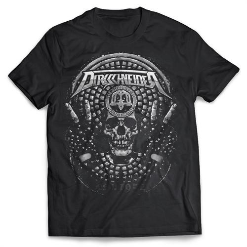 Dirkschneider - Skull, T-Shirt