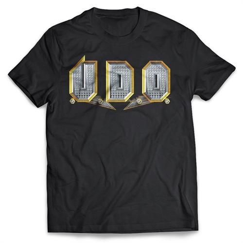 U.D.O. - Logo (Fuck me), T-Shirt