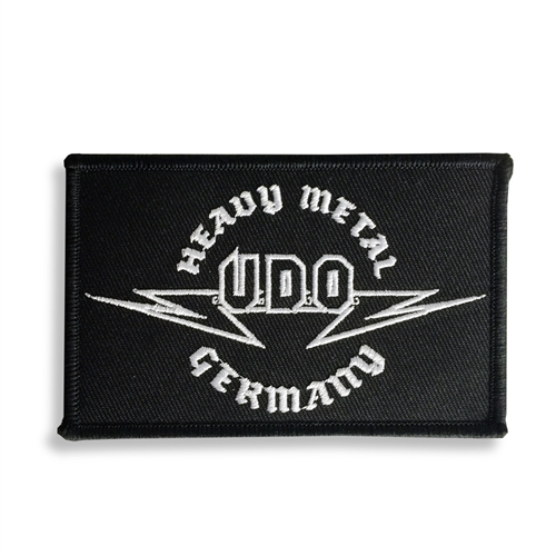 U.D.O. - Heavy Metal Germany, Aufnäher