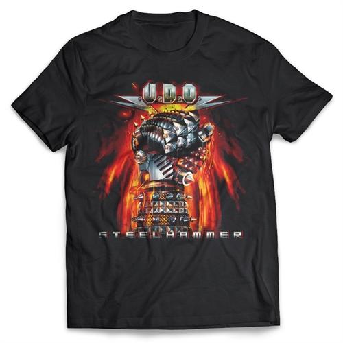 U.D.O. - Steelhammer, T-Shirt