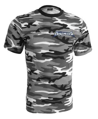 Dirkschneider - Festival Camo, T-Shirt