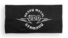 U.D.O. - Heavy Metal Germany, Badetuch