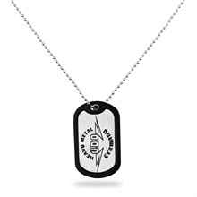 U.D.O. - Logo, Dog Tag