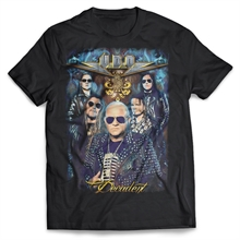 U.D.O. - Group Decadent, T-Shirt