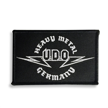 U.D.O. - Heavy Metal Germany, patch