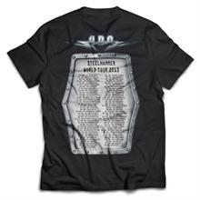 U.D.O. - Blue Fist, T-Shirt