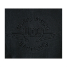 U.D.O. - Geprägter Kapuzenjacke