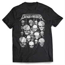Dirkschneider - Faces Black, T-Shirt