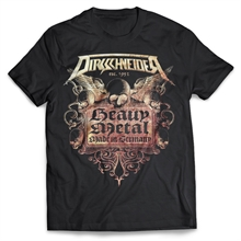 Dirkschneider - HM made in Germany, T-Shirt