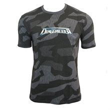 Dirkschneider - Back to the Roots Camo, T-Shirt